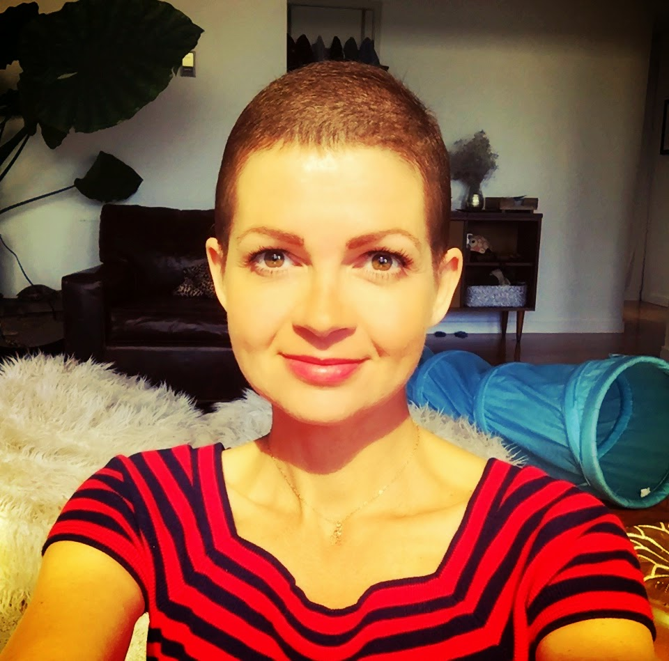 Pixie Haircuts After Chemo