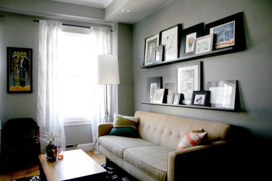 die wohngalerie die eigene gem lde galerie kreieren kein leichtes unterfangen. Black Bedroom Furniture Sets. Home Design Ideas