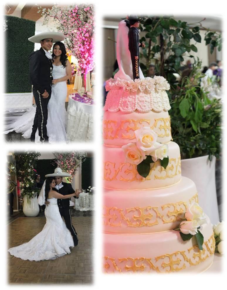 Gerardo y Natalia\'s Charreada Wedding | Cake Fanatica
