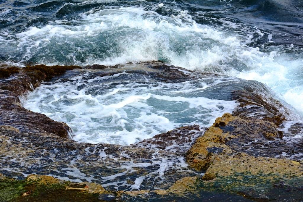 St. Julians waves