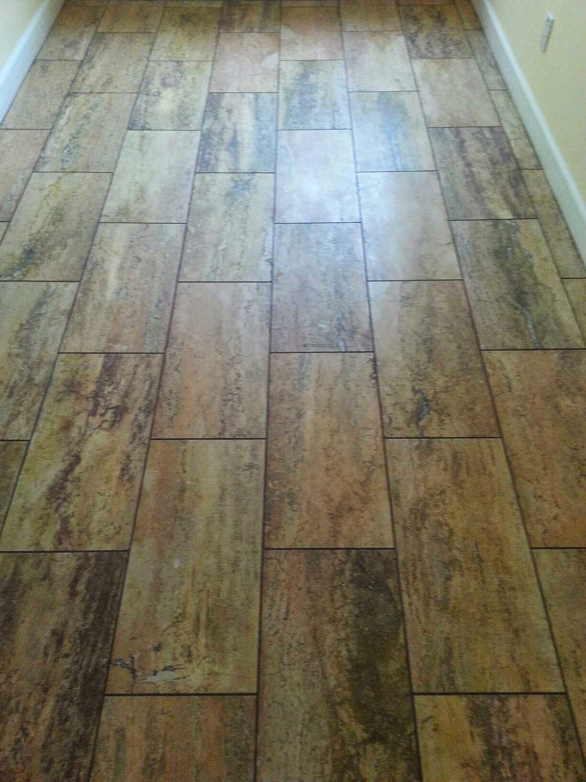 Phoenix Travertine Tile Flooring Planks Remodeling Contractor Projects