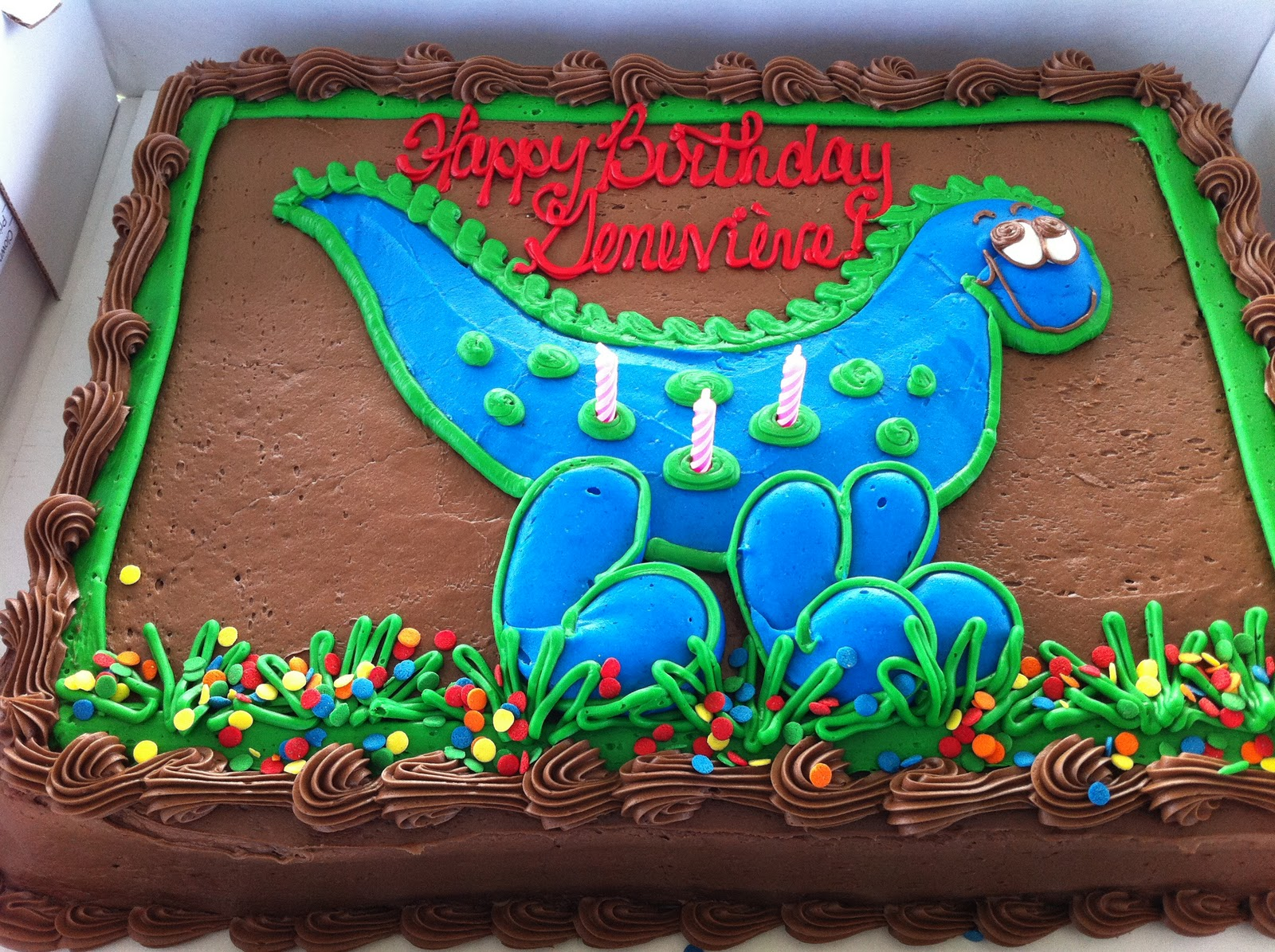 Pin Kroger Cake Designs Birthday Cakes Picture To ...
