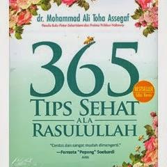 365 tip sehat ala rasulullah beli buku kesehatan cara sehat islami rasulullah toko buku online murah