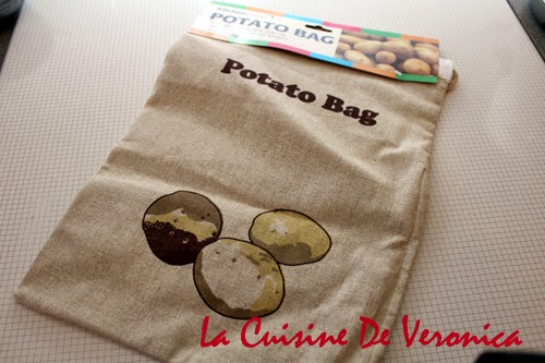 La Cuisine De Veronica Potato Bag 薯仔袋