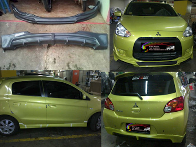 Body Kit Mitsubishi Mirage Access
