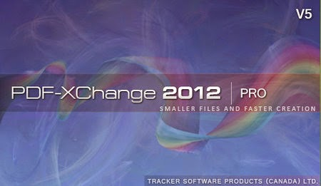 Tracker Software PDF-XChange Pro v5.5.308.2 portable