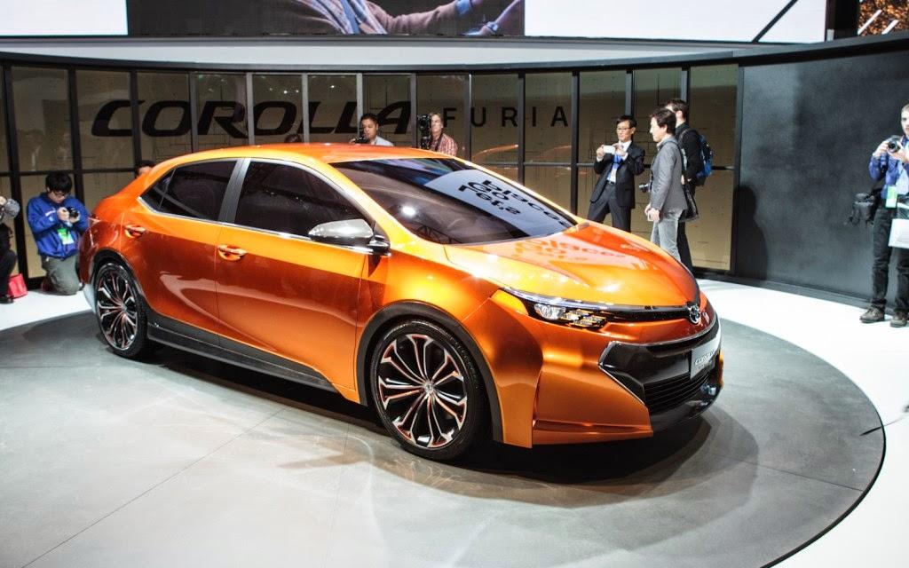 New Car 2014 Toyota