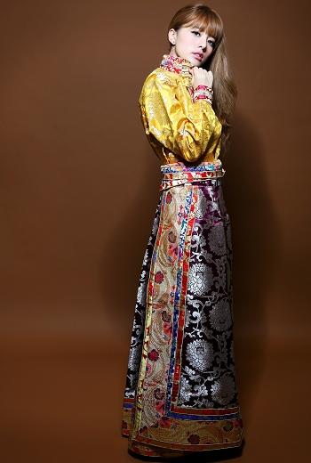 藏族第一美少女阿蘭