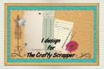 Proud to design for The Crafty Scrapper