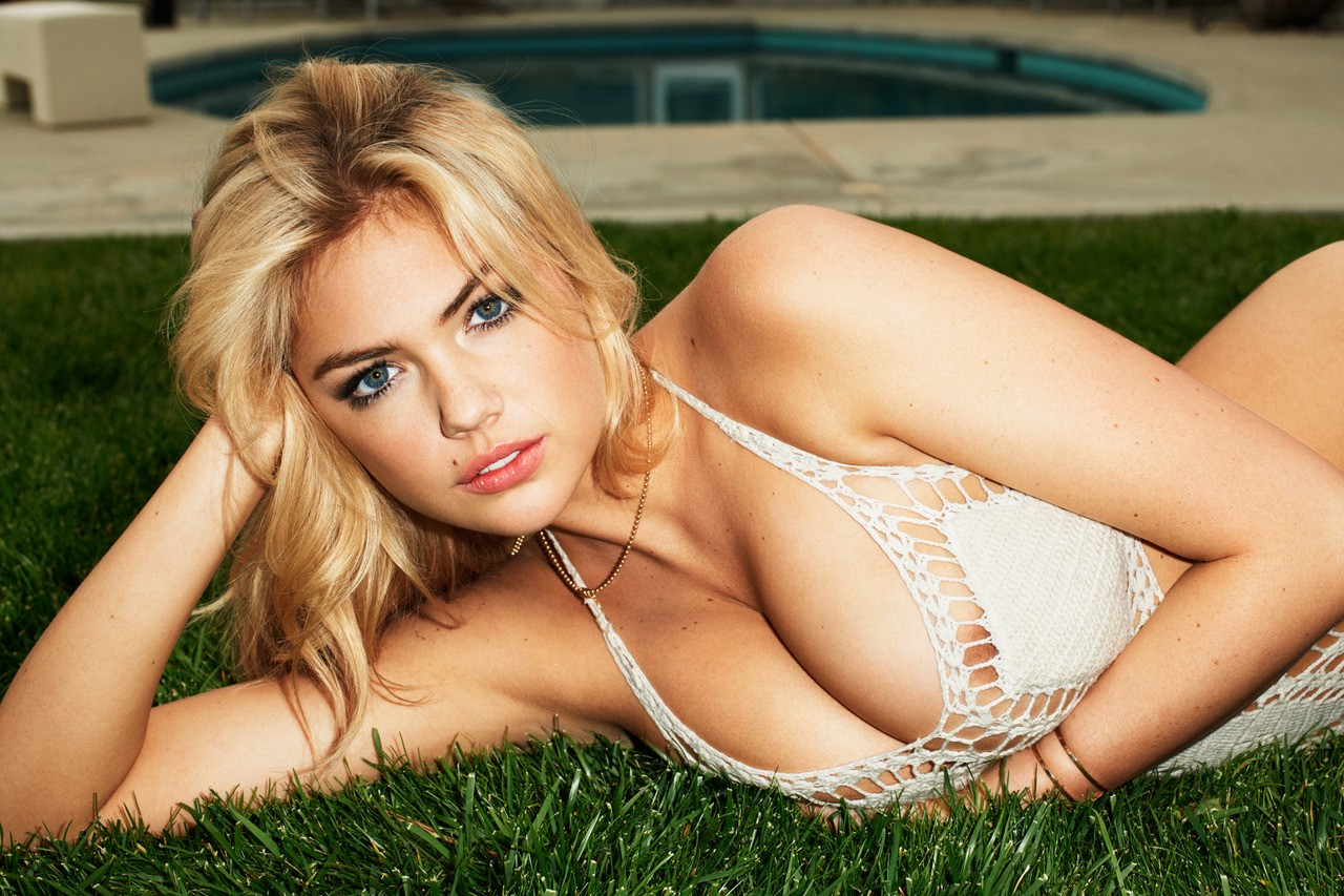 Kate Upton Wet T Shirt Shoot Is An American Model And