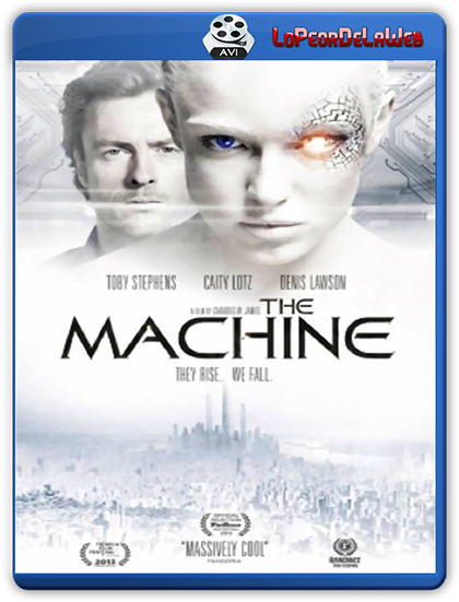 The Machine (2013) DvdRip Castellano [MG]