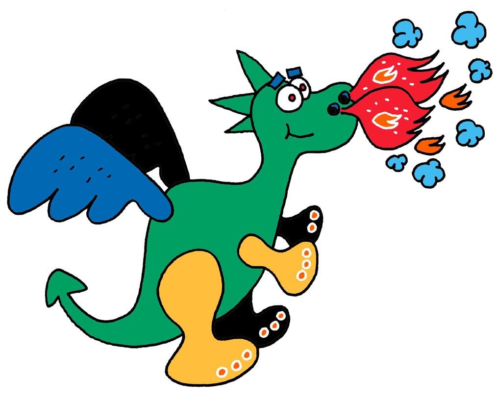 El jard n de douglas ram n el drag n for El jardin de los dragones