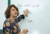 De acordo com a docente da UFRJ, Elizabeth Orofino, o maior objetivo da atividade é desenvolver formadores locais que compreendem a realidade dos educadores dos seus municípios e multipliquem as informações adquiridas nos cursos