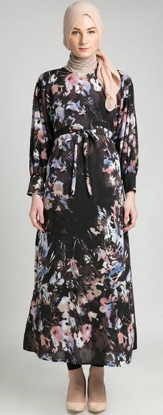 Fashion Baju Muslim Terkini 2015