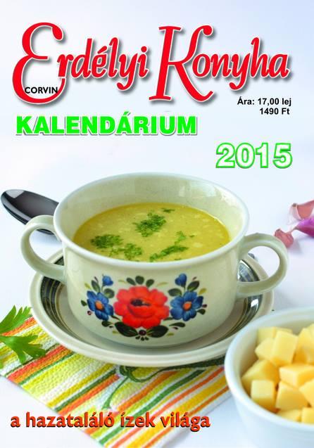 Kalendárium 2015