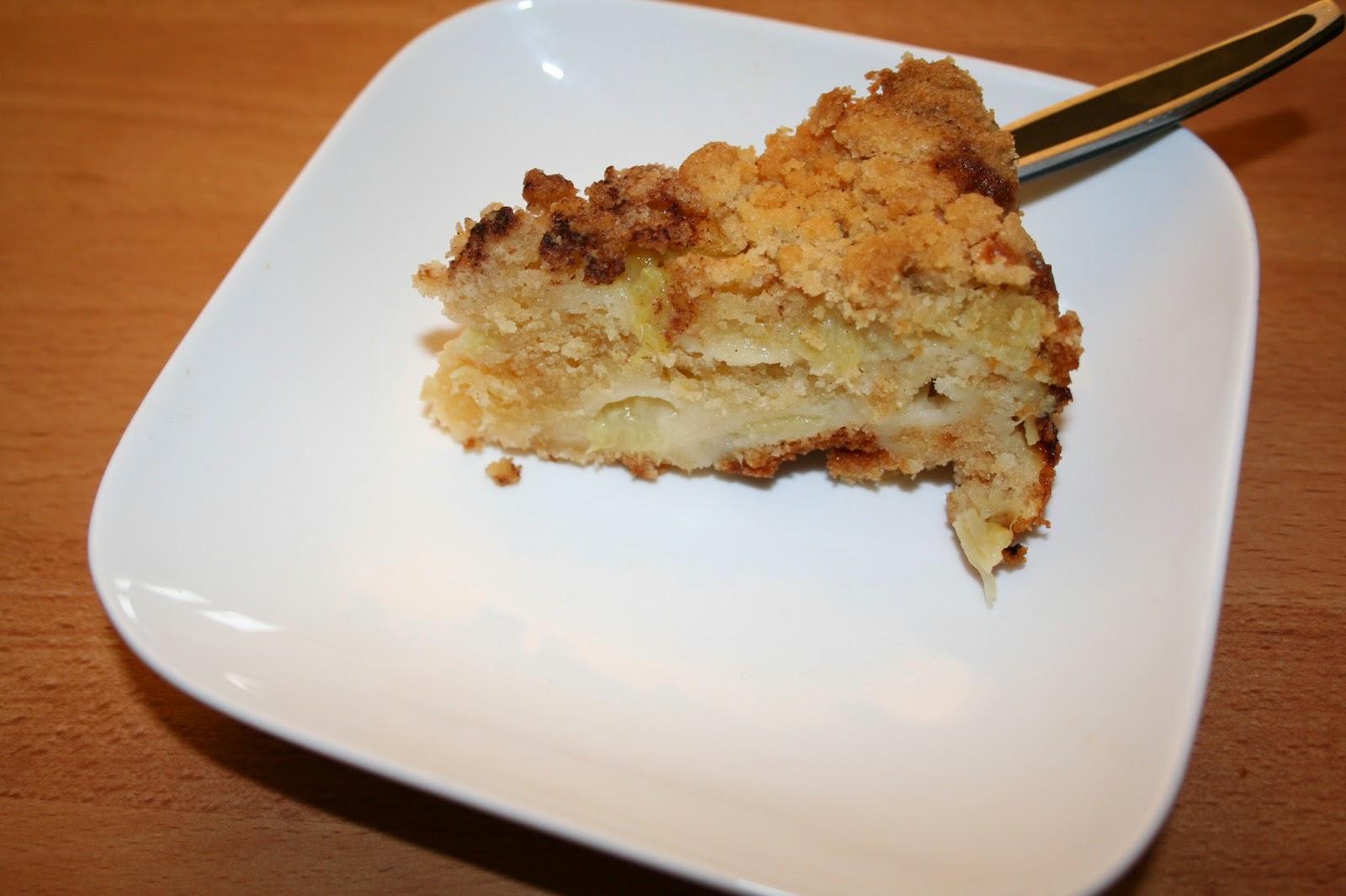 Rhabarberkuchen for Kuchen volker hosbach