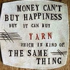 Yarns Bring Happiness