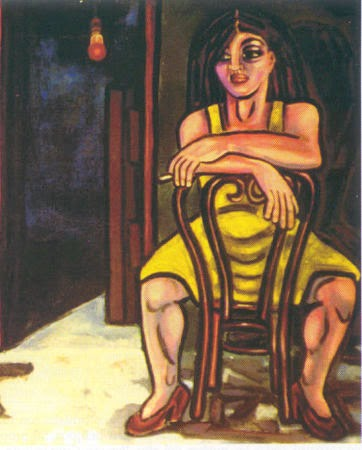 pintor prostitutas legalizacion prostitución