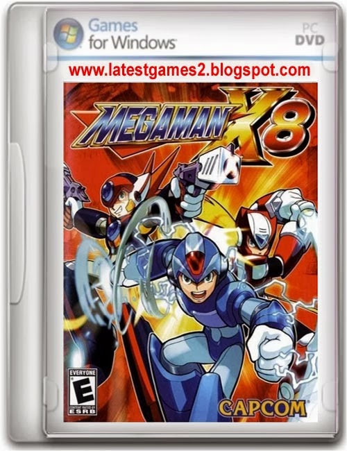 megaman x8 pc full version download