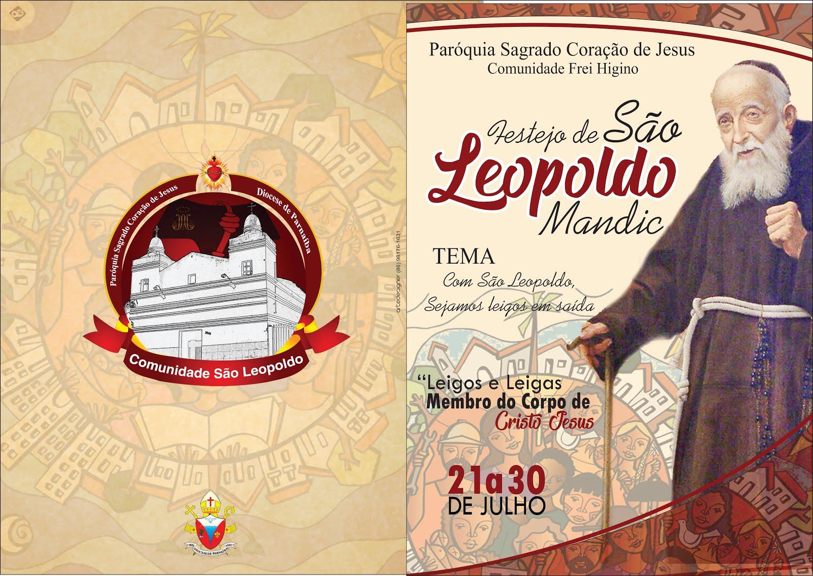 FESTEJO DE SÃO LEOPOLDO