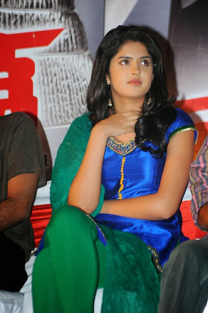 Deeksha Seth at Veedinthe Audio Launch