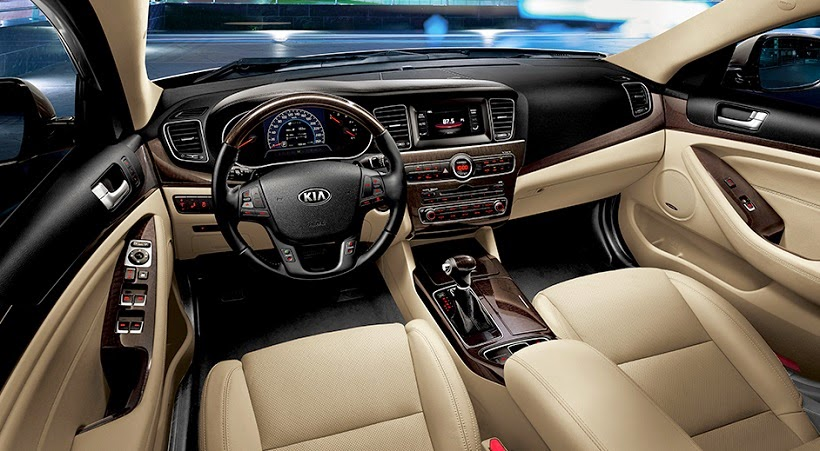 2015 Kia Cadenza Car Review And Modification