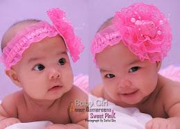 Annur Qamareena ( 5 bulan )