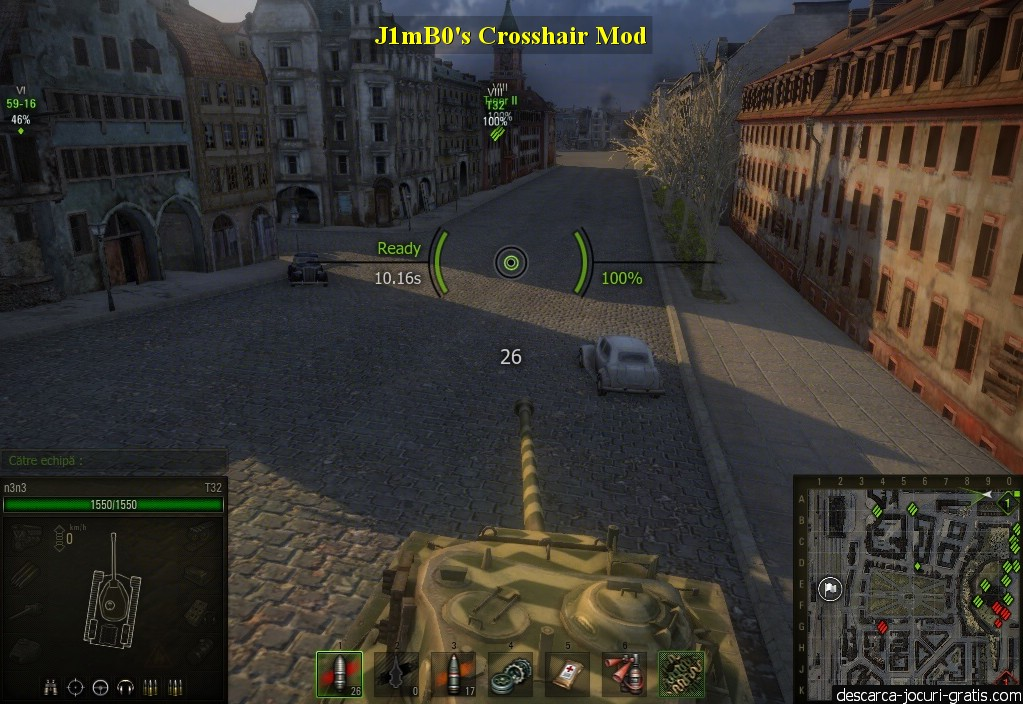 J1mB0's Crosshair Mod screenshot 3