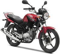 2012 Yamaha YBR125 - red color