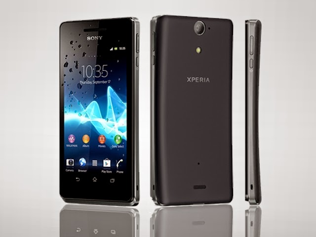 Sony, Sony Xperia, Sony Xperia V LT25i