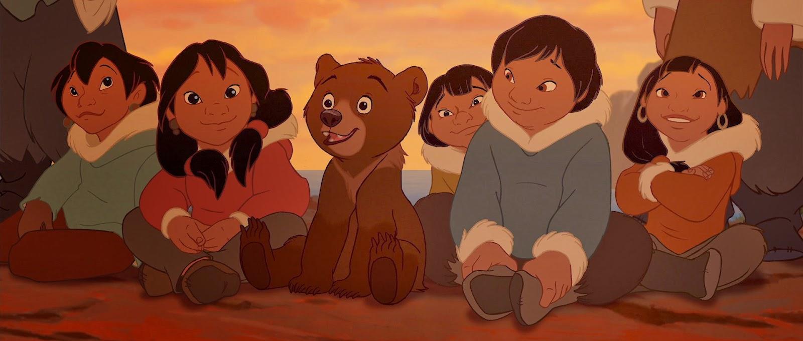 Ảnh trong phim Anh Em Nhà Gấu - Brother Bear 2
