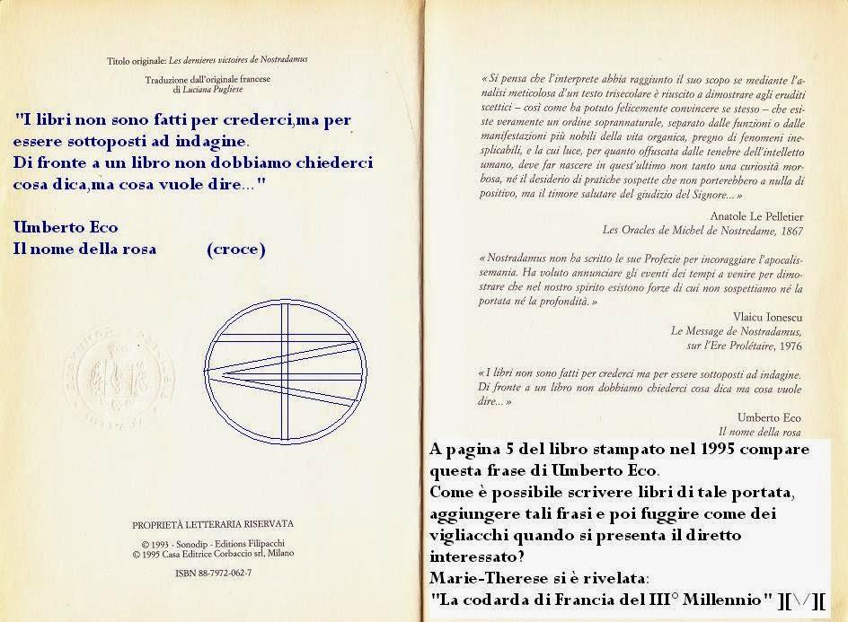 Pagina 5 del libro di Marie-Therese (clicca la foto)
