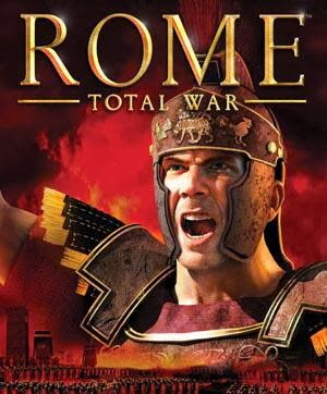Rome Total War Cover, Banner, Poster