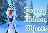 Frozen Hidden Objects