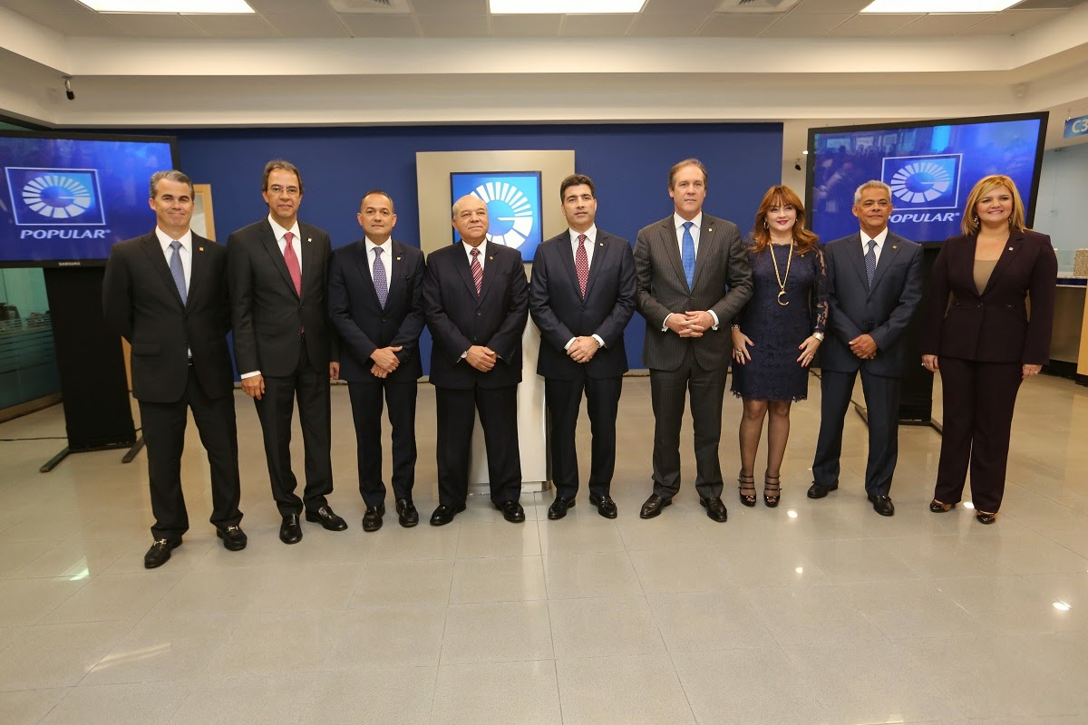 Banco popular inaugura oficina en herrera aventuras de for Oficinas banco popular cordoba