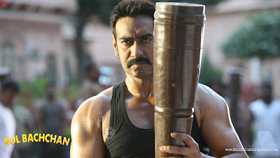 Bol Bachchan HD Wallpaper - Featuring Ajay Devgn