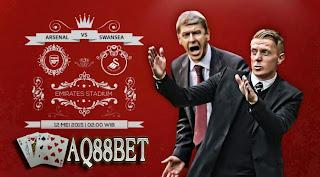Agen Piala Eropa - Tim Arsenal akan menjamu Swansea City pada lanjutan pertandingan Liga Primer Inggris di Emirates Stadium, Minggu (11/5/2015)