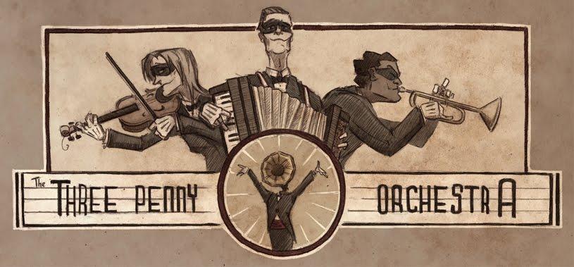 Three Penny Orchestra