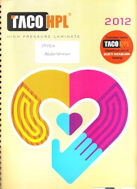 Catalog HPL  TACO 2012