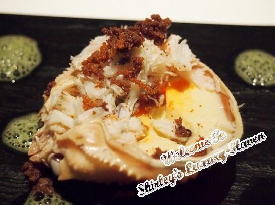 tokyo l'embellir french seiko crabe ala vapeur