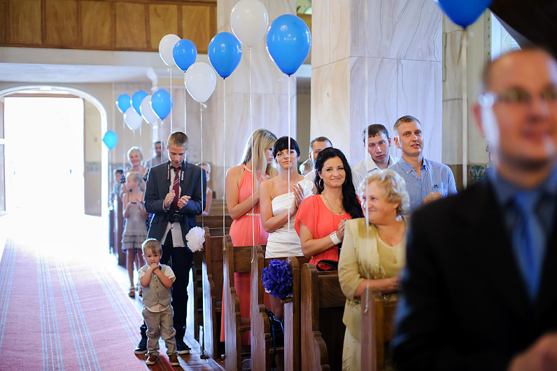 Vestuvės Nemunėlio Radviliškio Švč. M. Marijos bažnyčioje