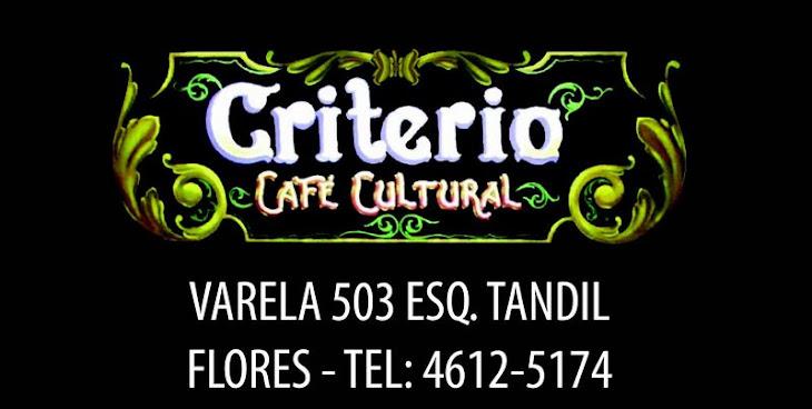 Cafe Cultural Criterio