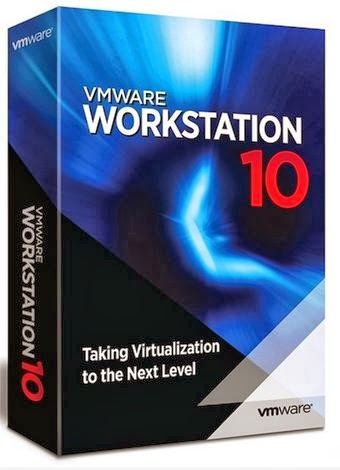 VMware Workstation Versión 10.0.3-1895310