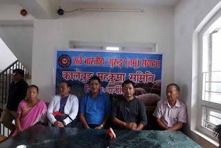 All India Gurung ( Tamu) convention at Kalimpong Mela ground
