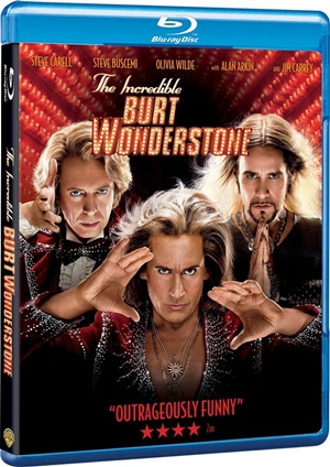The Incredible Burt Wonderstone 1080p HD Latino Dual