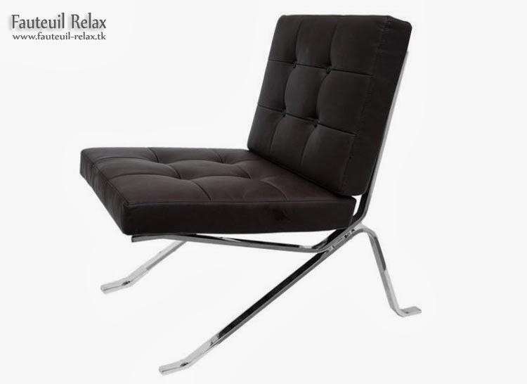 fauteuil barcelona design lana fauteuil relax. Black Bedroom Furniture Sets. Home Design Ideas