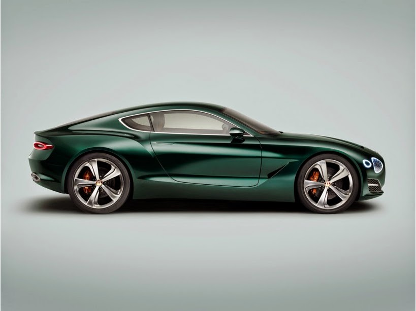 Bentley Concept Car