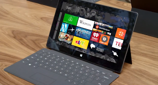 Harga Tablet Microsoft Surface RT dan Harga Microsoft Surface Pro Terbaru 2013