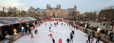 winter markets in Amsterdam things to do in December