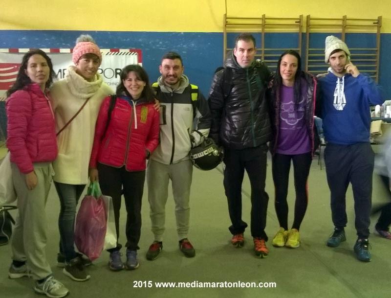 feria del corredor media maraton leon